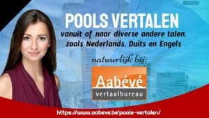 Pools vertalen